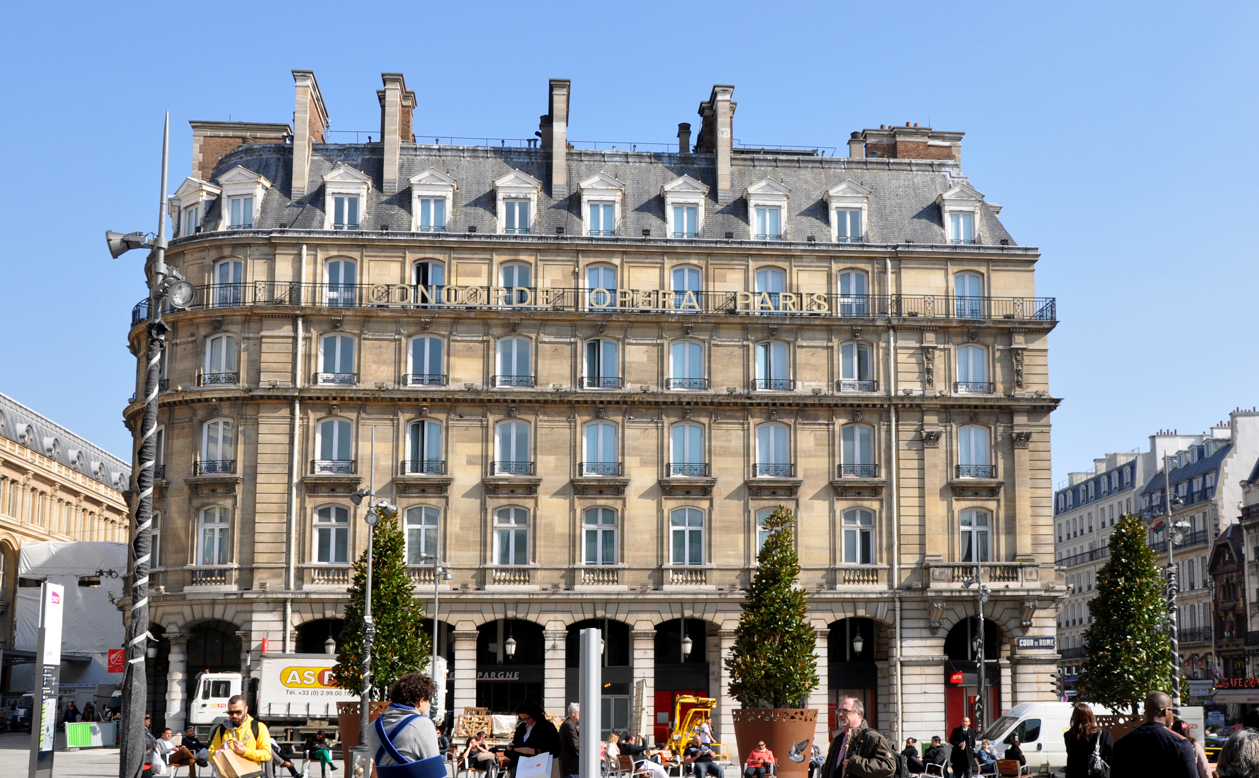 Le Grand Hotel Pigalle