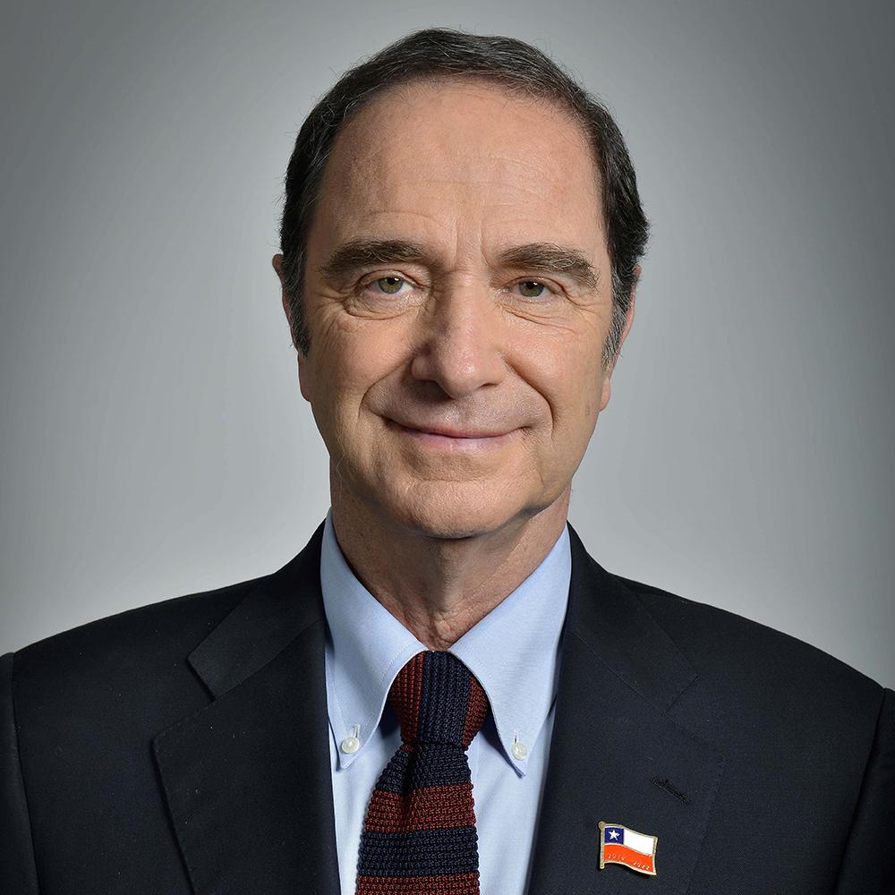 Image result for Hernán Larrain chile ministro de justicia