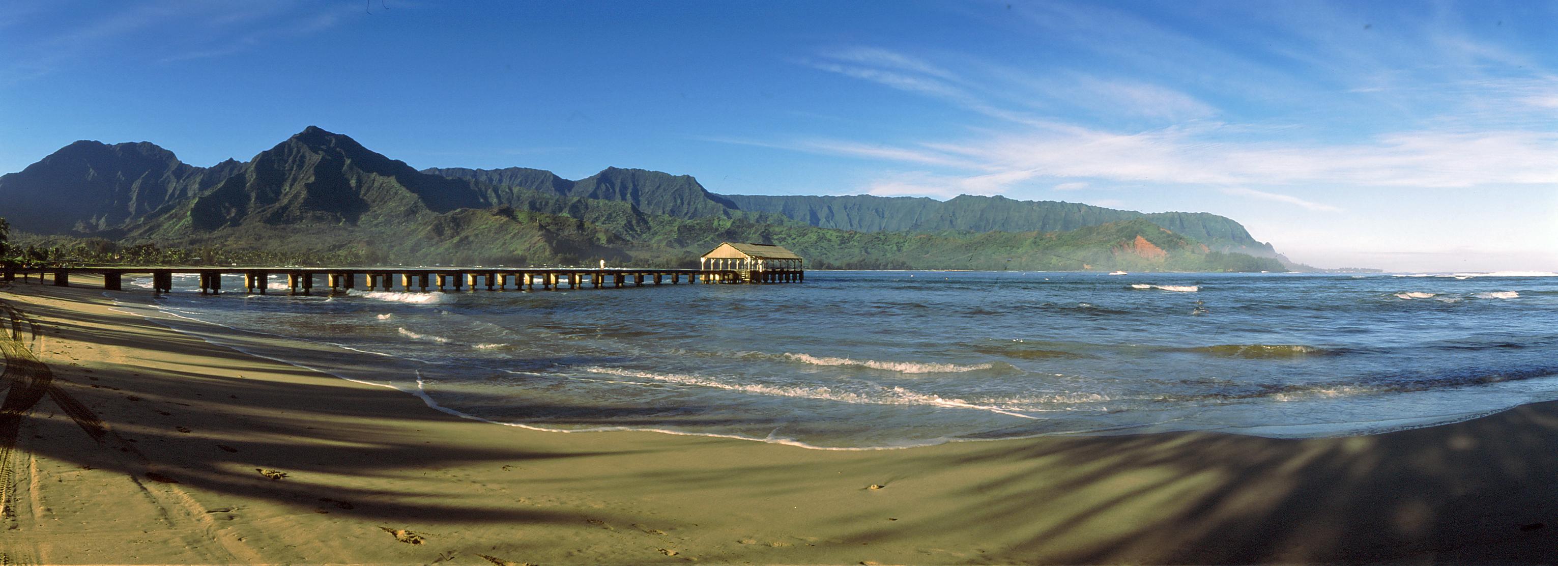hanalei bay, hawaii
