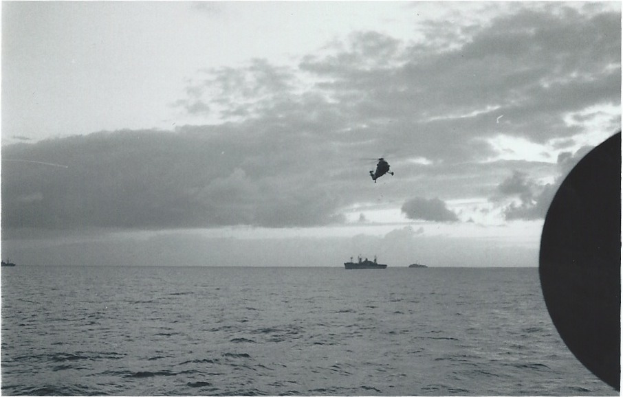 File:Helicopter Landing, Operation Double Eagle, 1966 ...