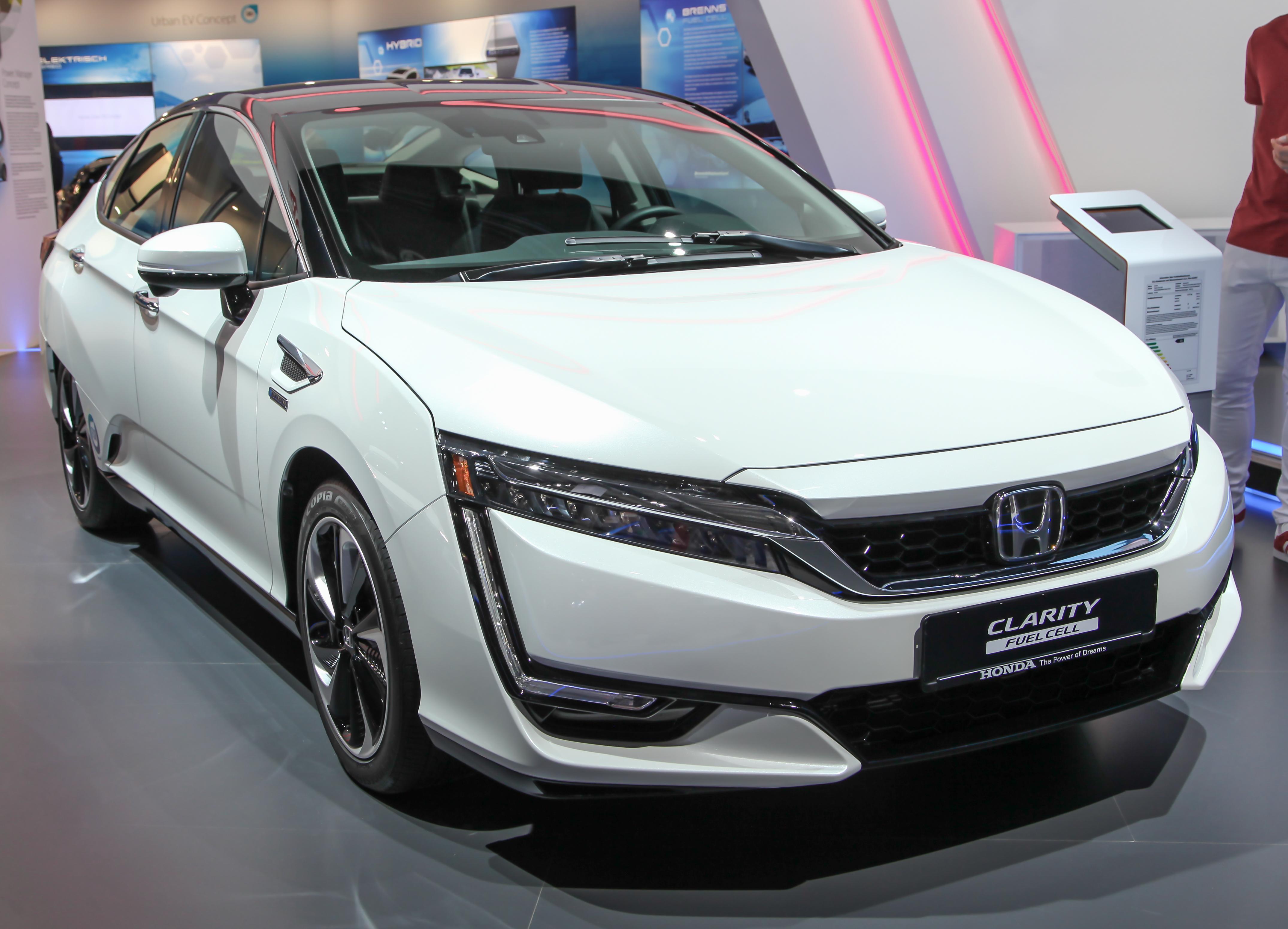 Honda Clarity Wikipedia
