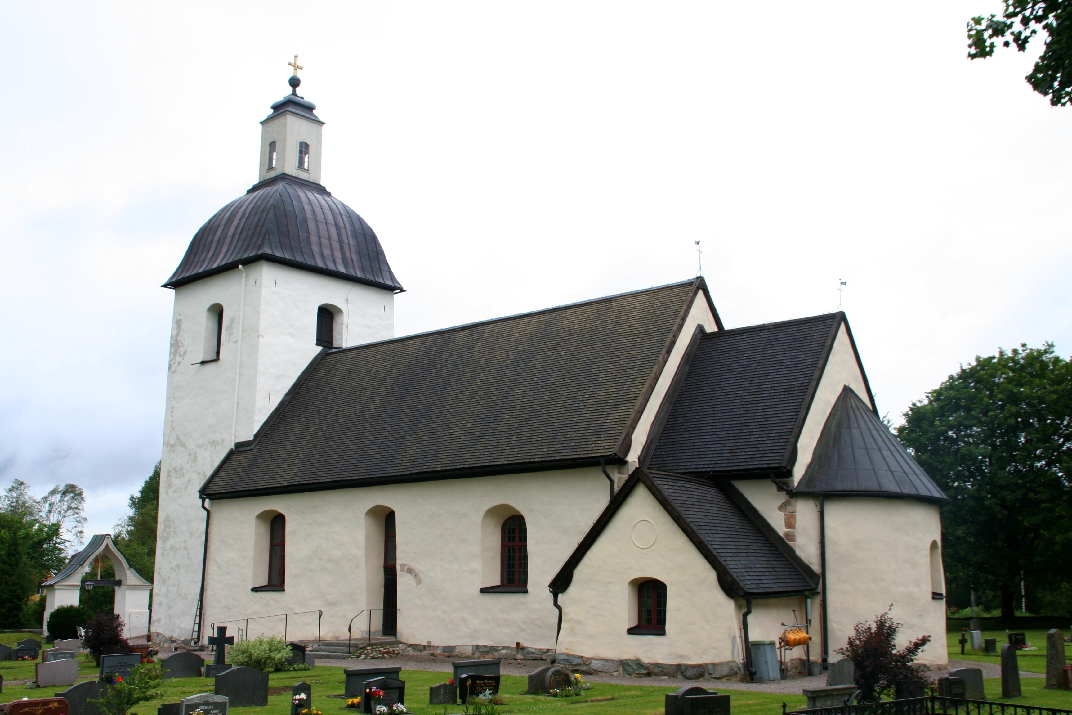 Bild av Hylletofta kyrka