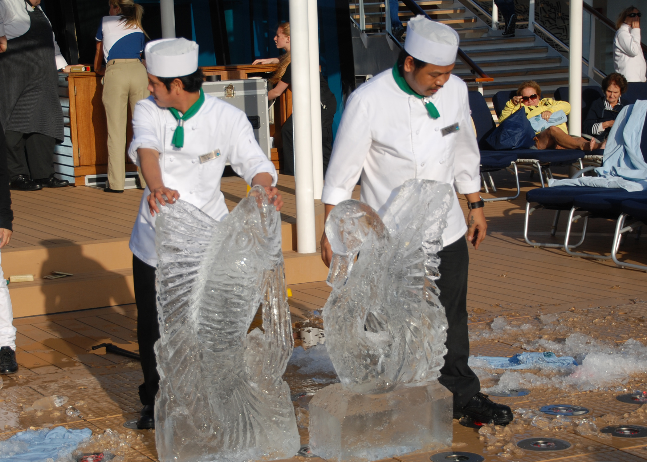 file ice carving contest aboard the celebrity equinox 6686509225