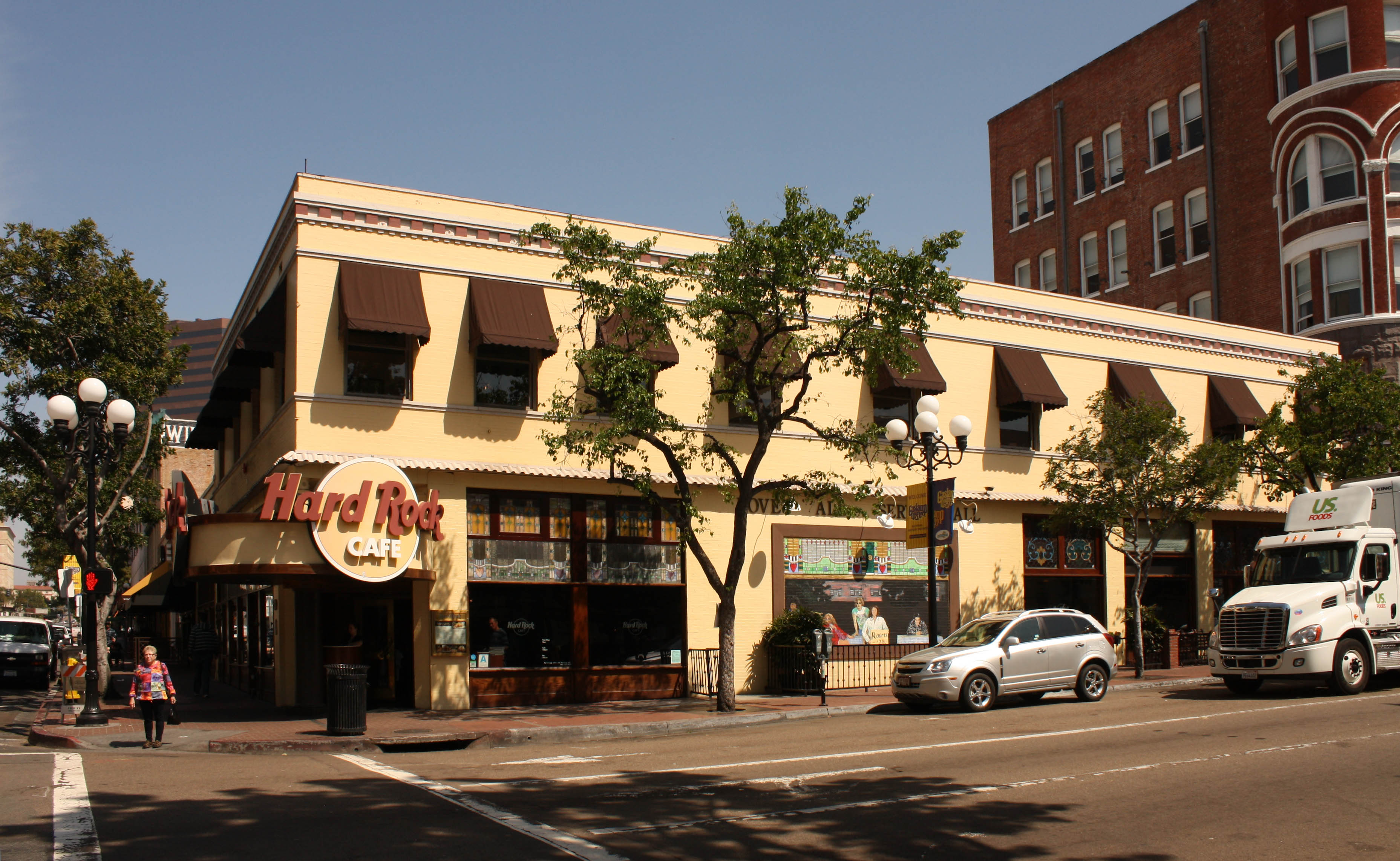 The Hard Rock Cafe San Diego