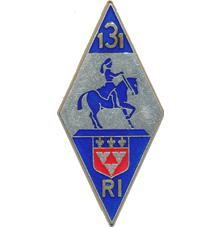 CEC de Vieux Brisach...CEC 4 Insigne_r%C3%A9gimentaire_du_131e_R%C3%A9giment_d%E2%80%99Infanterie