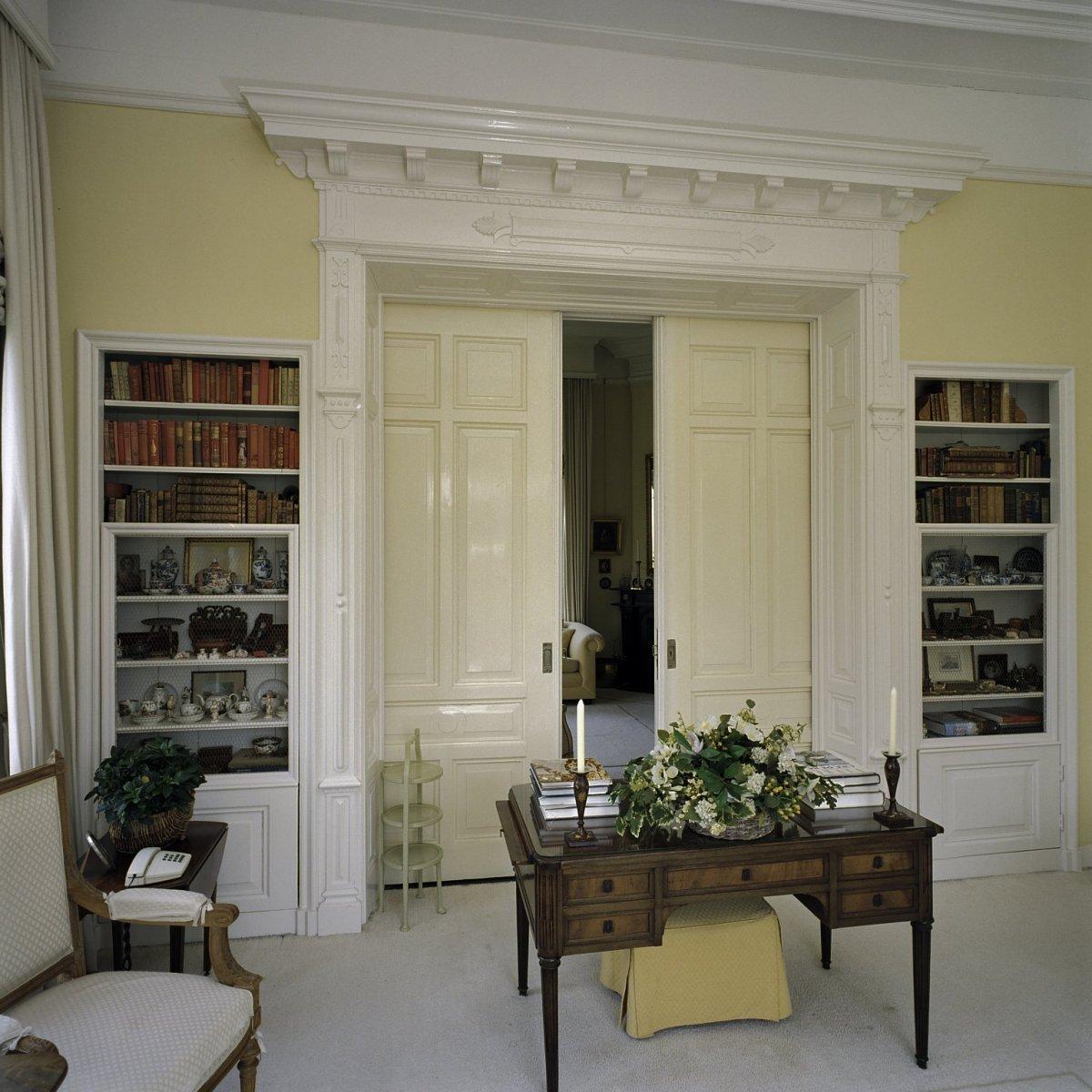 File interieur woonkamer met paneeldeuren borculo for Interieur woonkamer