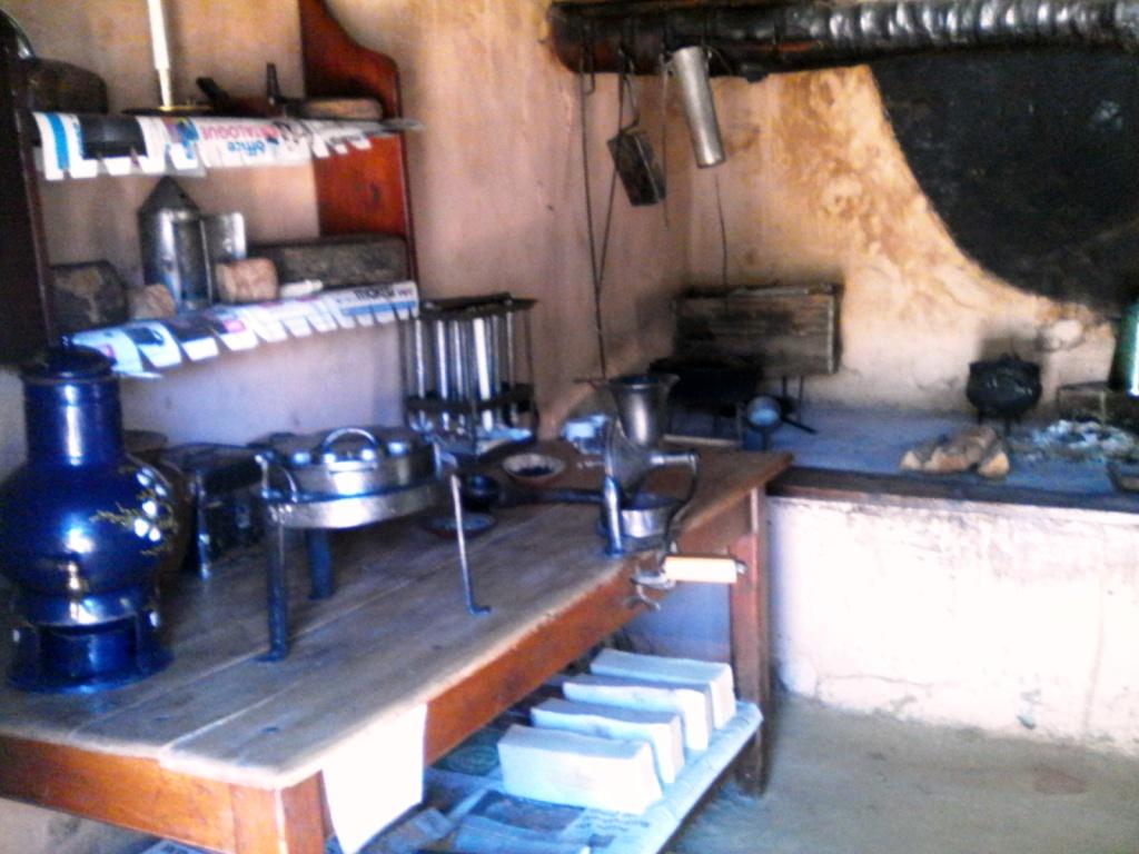 Afrika Küche