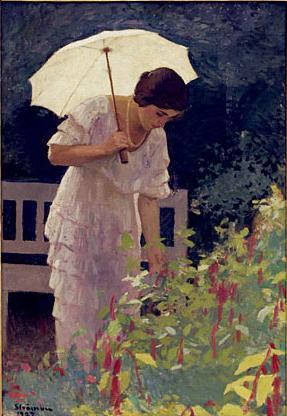 File:Ipolit Strambu - Femeie cu umbrela.jpg