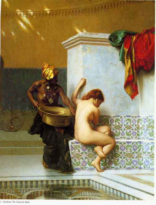 Moorish Bath