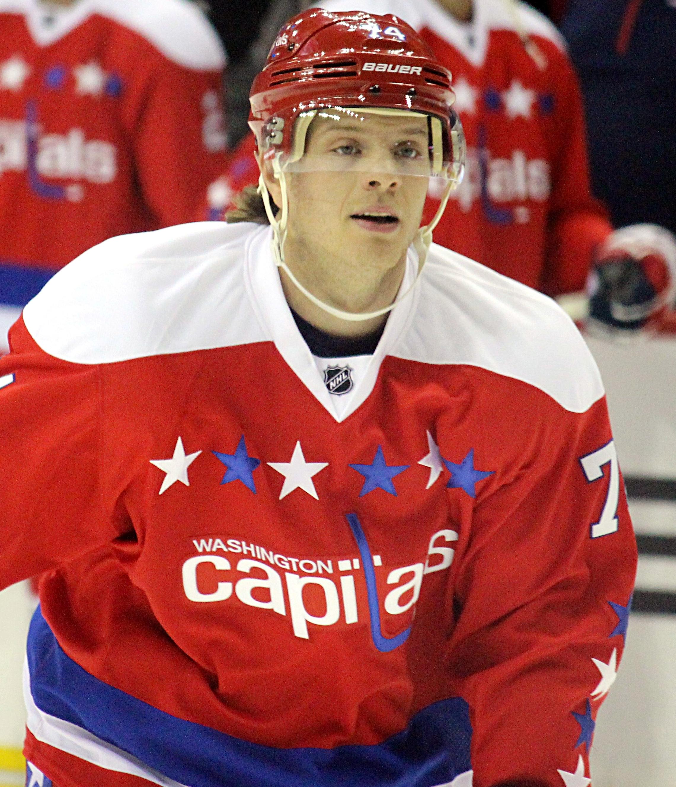 new arrival b699a 3b771 John Carlson (ice hockey) - Wikipedia