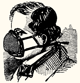 John Stenhouse Mask, Public Domain