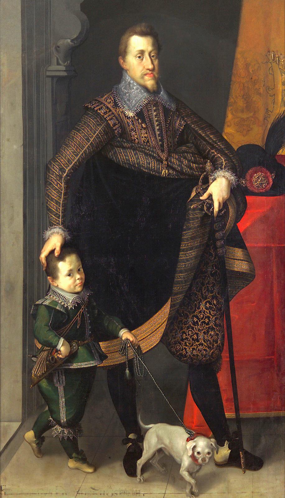 Emperador del Sacro Imperio Romano Germánico Rey de Hungría, Rey de Bohemia y Archiduque de Austria