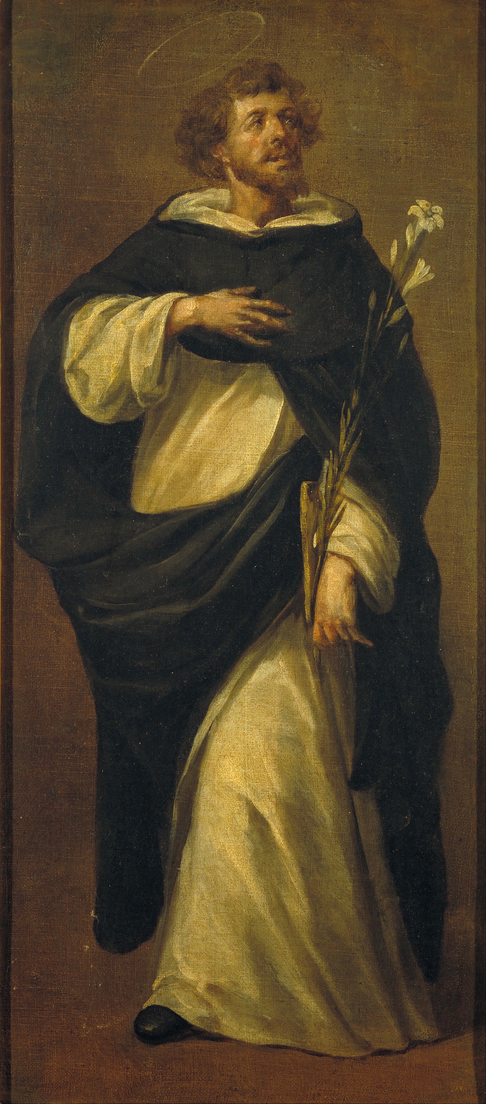St Dominic & the Rosary