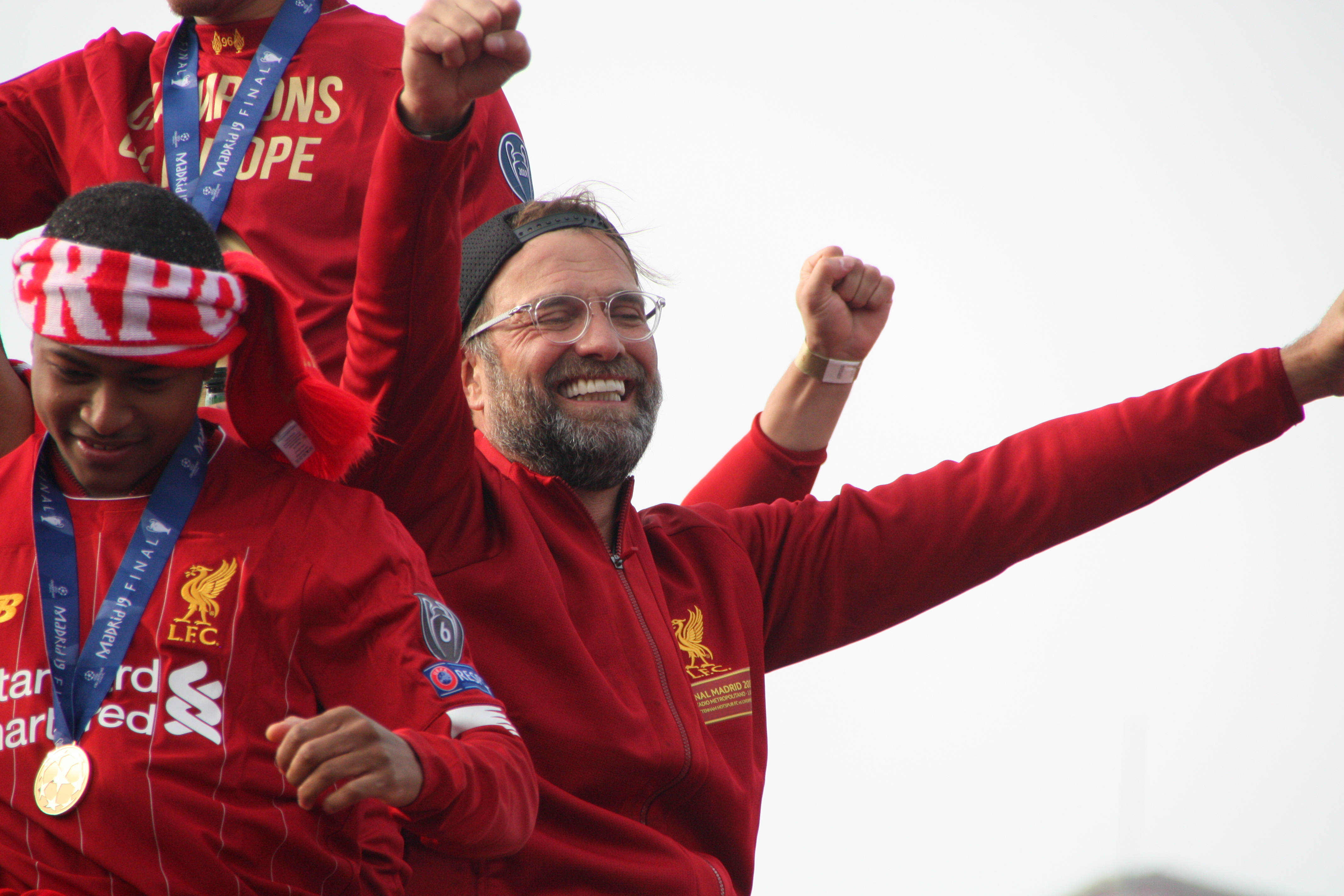 File:Jurgen Klopp LFC Parade 2019.jpg - Wikimedia Commons