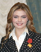 Alina Kabaeva Gymnast and politician
