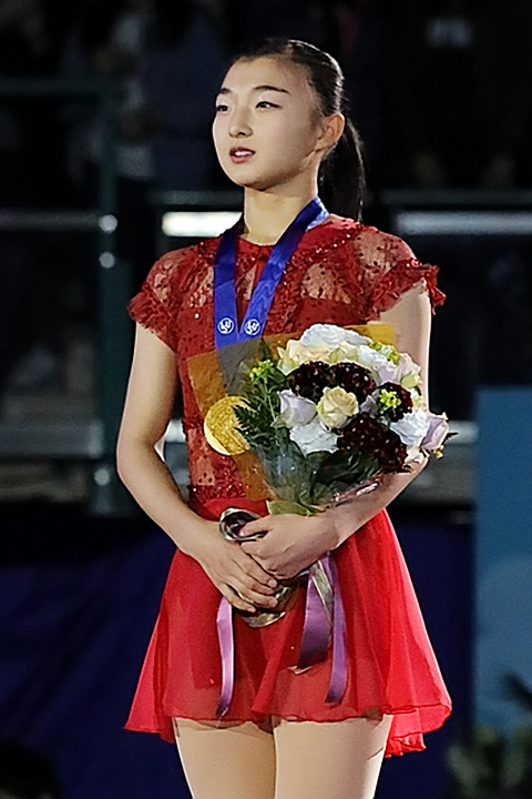 2018 Grand National >> Kaori Sakamoto - Wikipedia