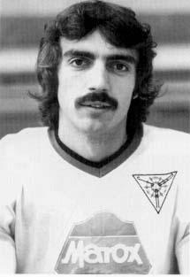 Karl Friesen Canadian ice hockey player