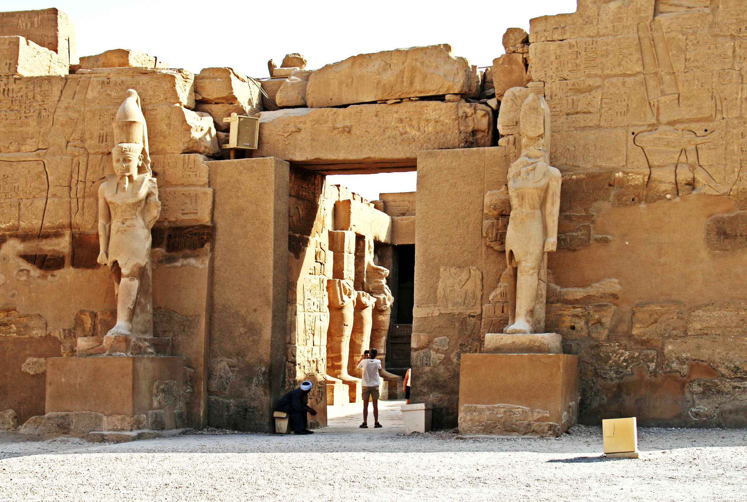 karnack online dating The temples of karnak are the largest temples in all over the world  most  probably this spot was the site of an old temple, dating back to the time of the  middle.