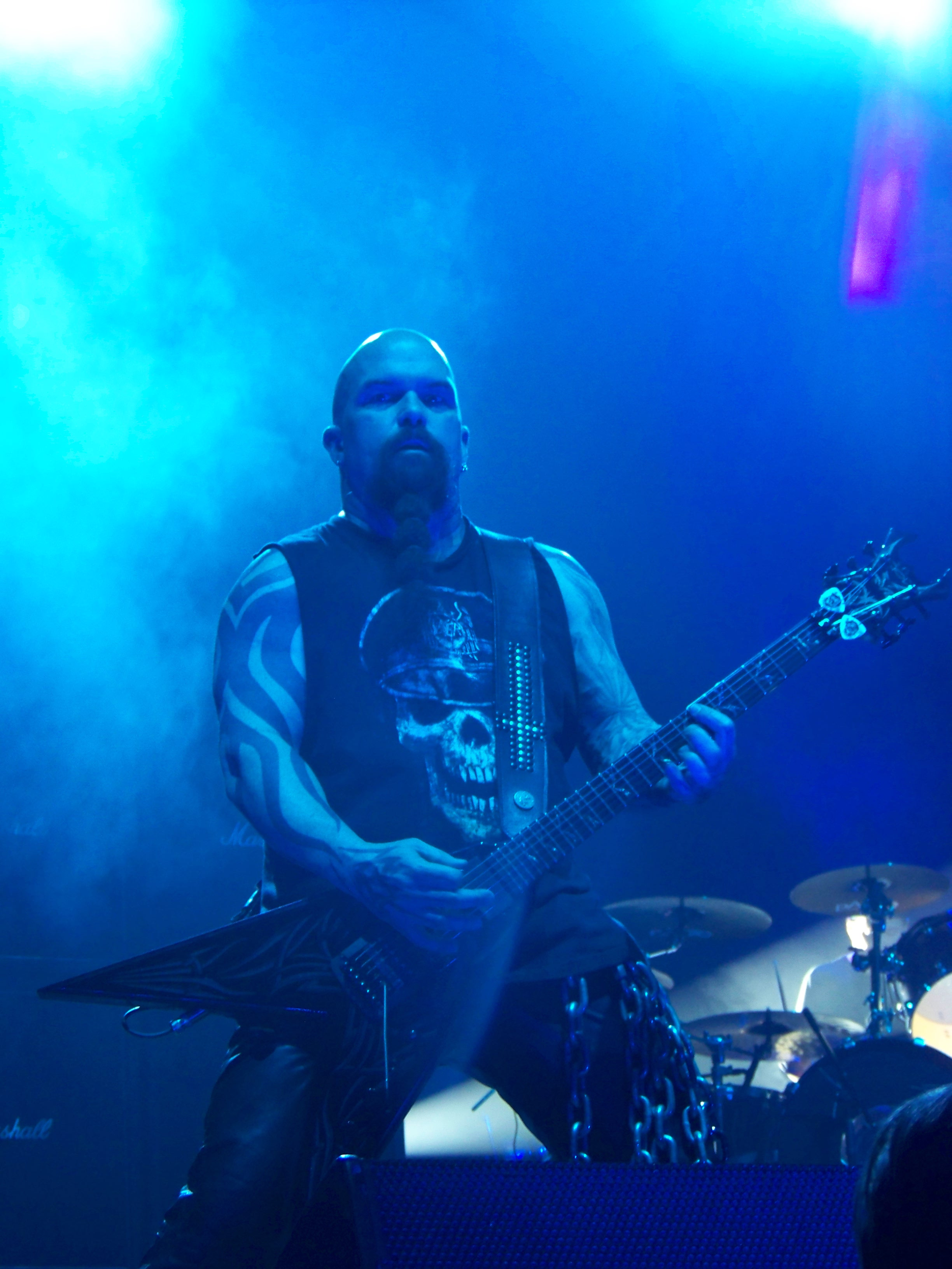 Photo of Kerry King