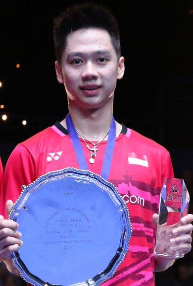Kevin Sanjaya Sukamuljo - Wikipedia bahasa Indonesia ...
