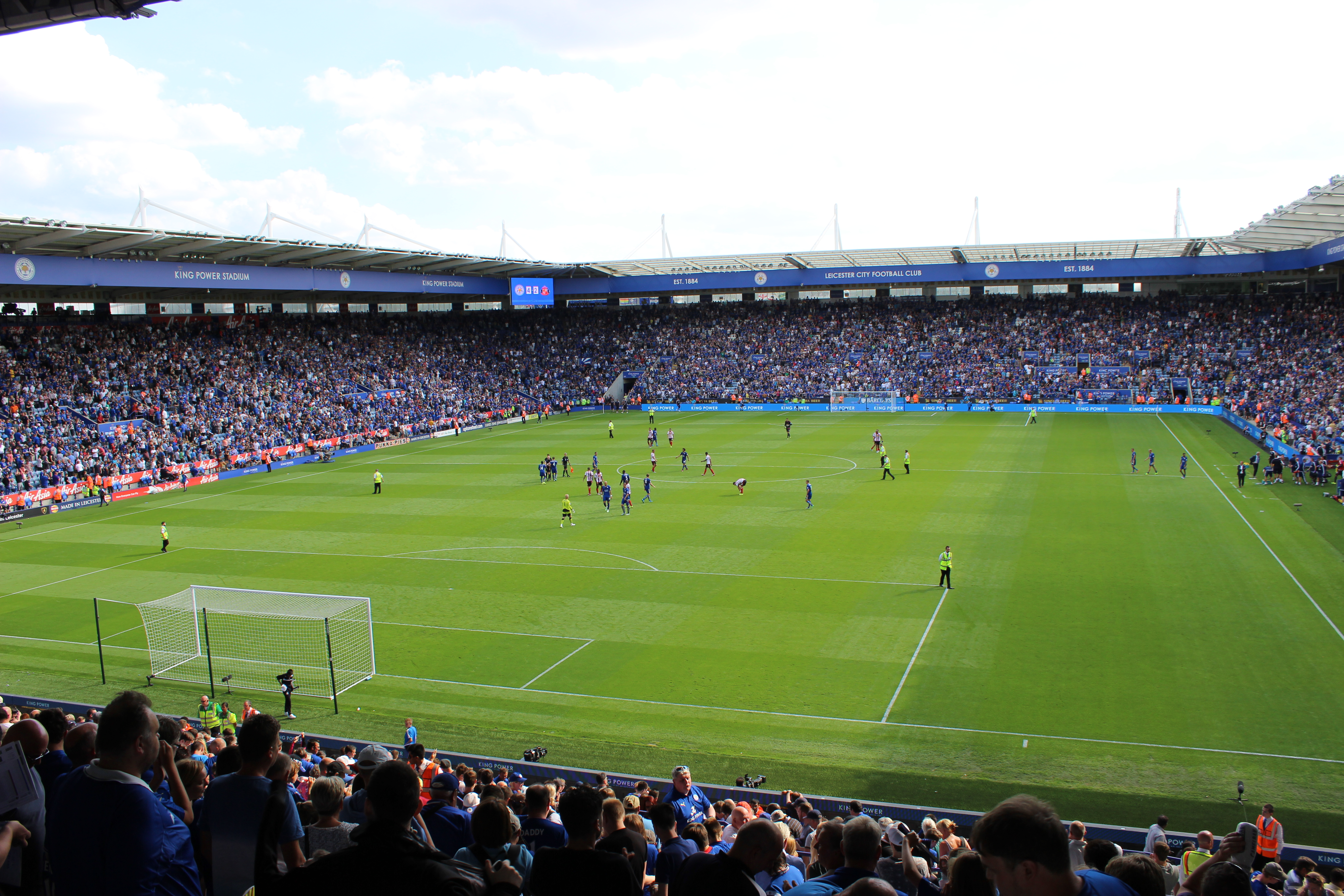 8fd53c6d8 Leicester City F.C. - Wikiwand