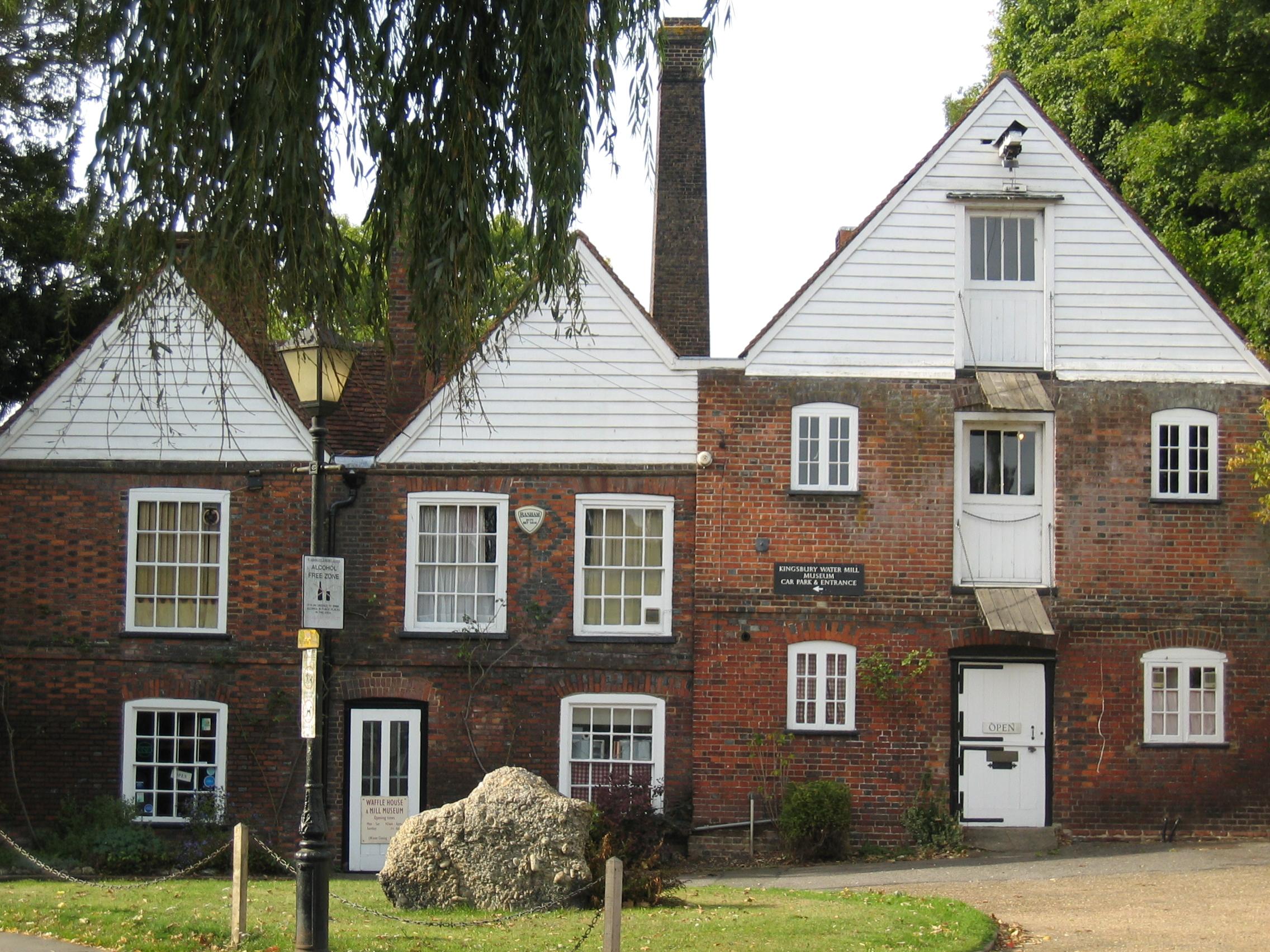 Kingsbury United Kingdom  City pictures : Kingsbury Watermill Museum Broad Clyst, United Kingdom