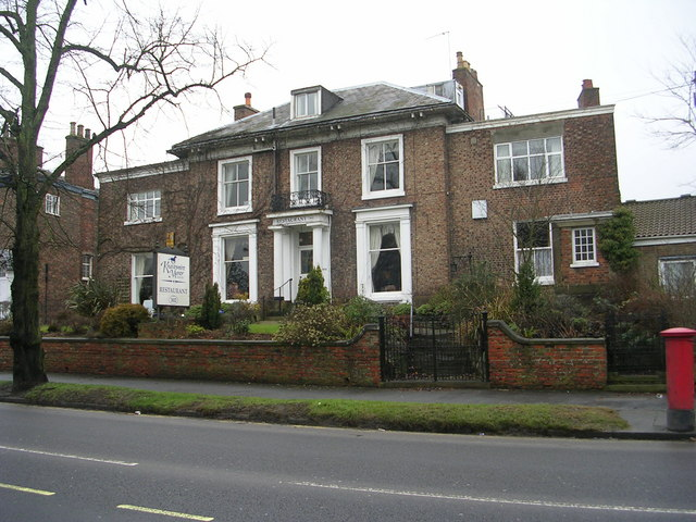 File Knavesmire Manor Hotel Tadcaster Road Geograph Org Uk
