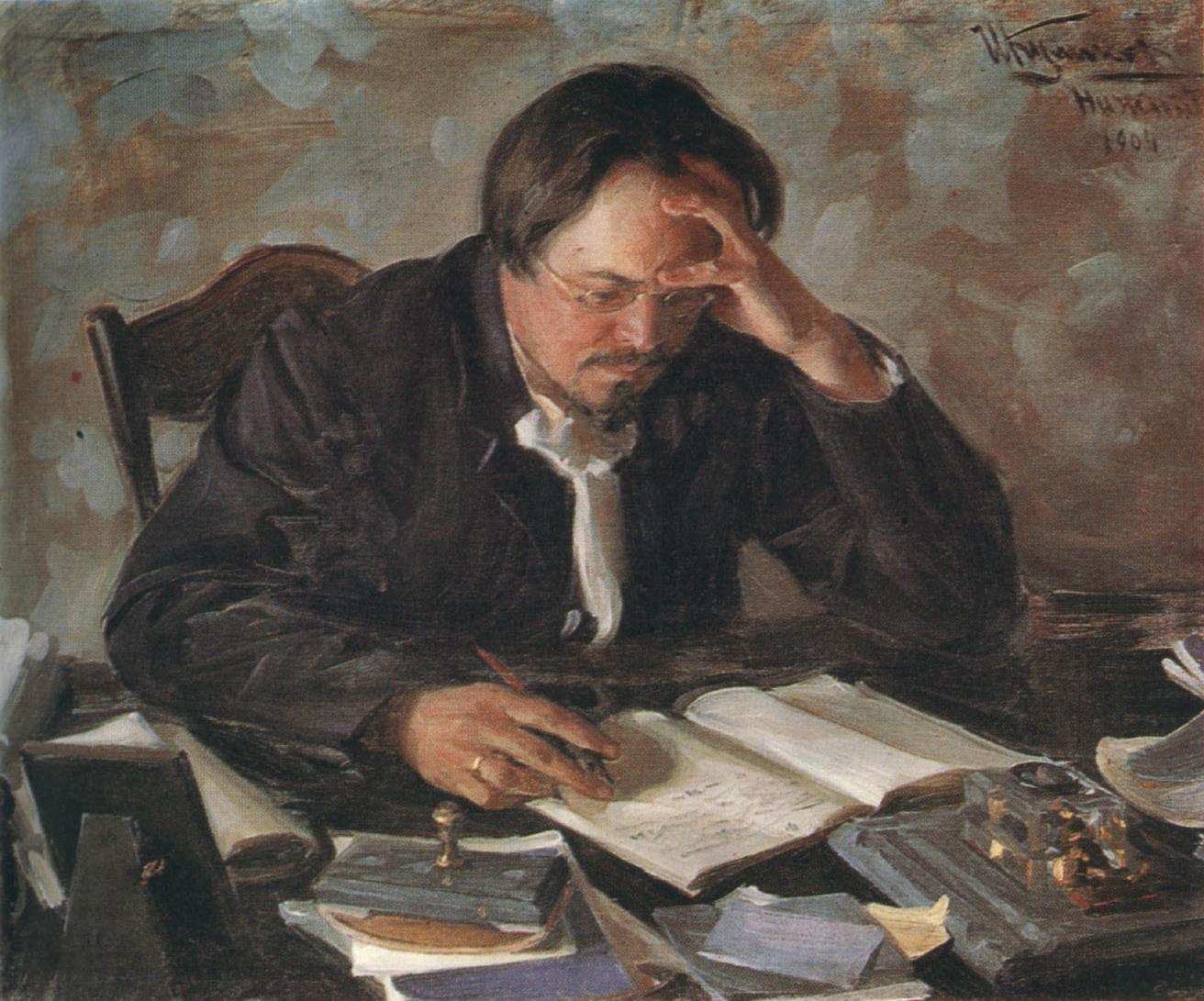 Pavel Pyatnitsky: biography, photo