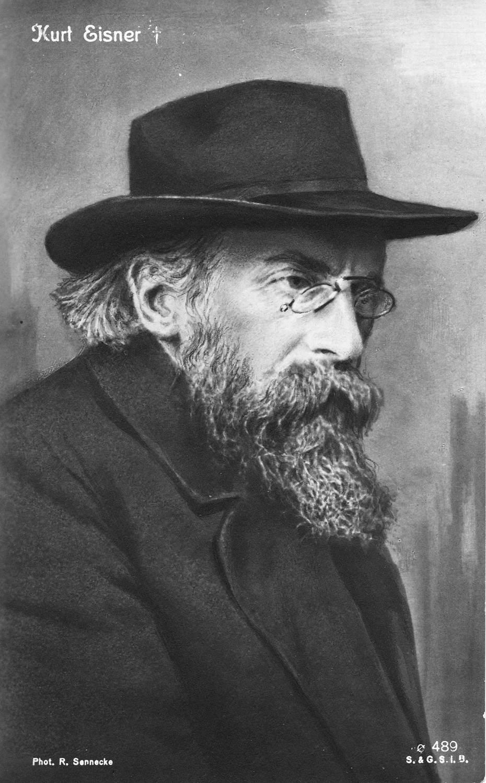 Portrait Kurt Eisner