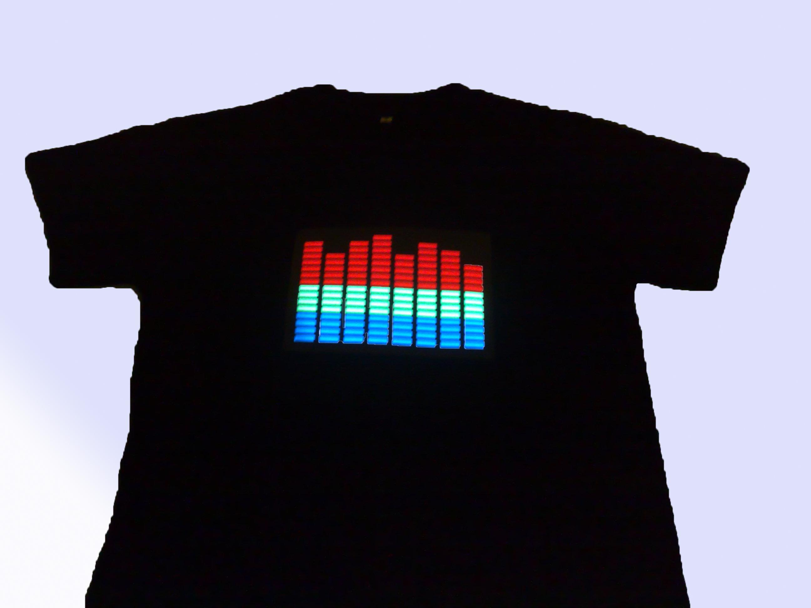 LED TShirt