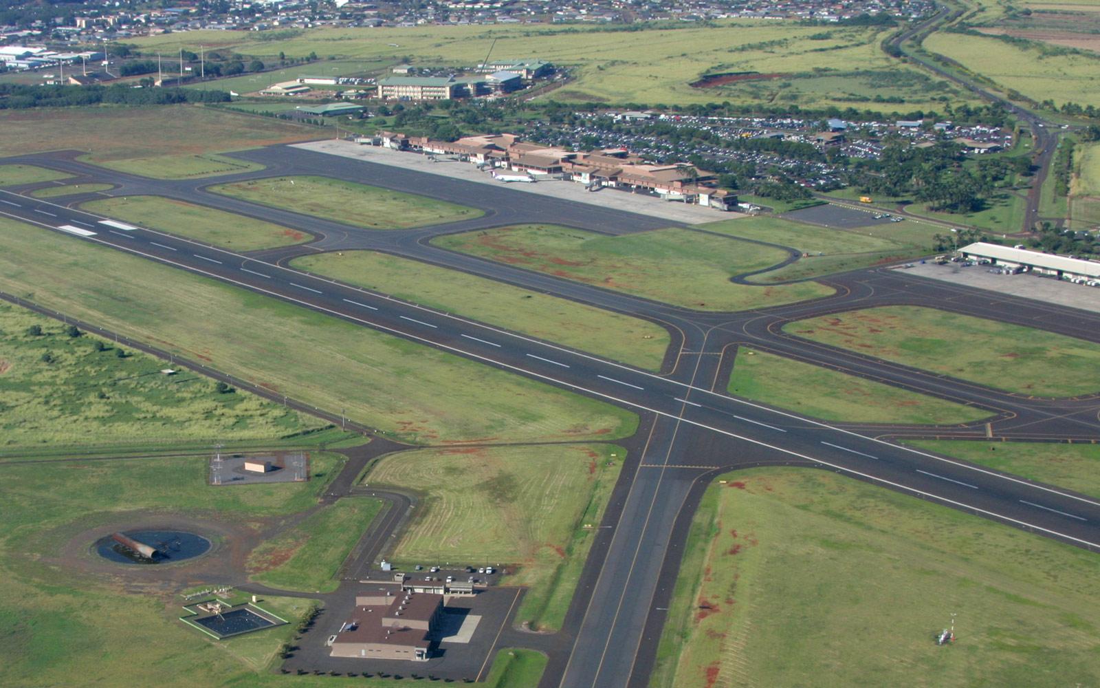 Kauai Island Hawaii Airport