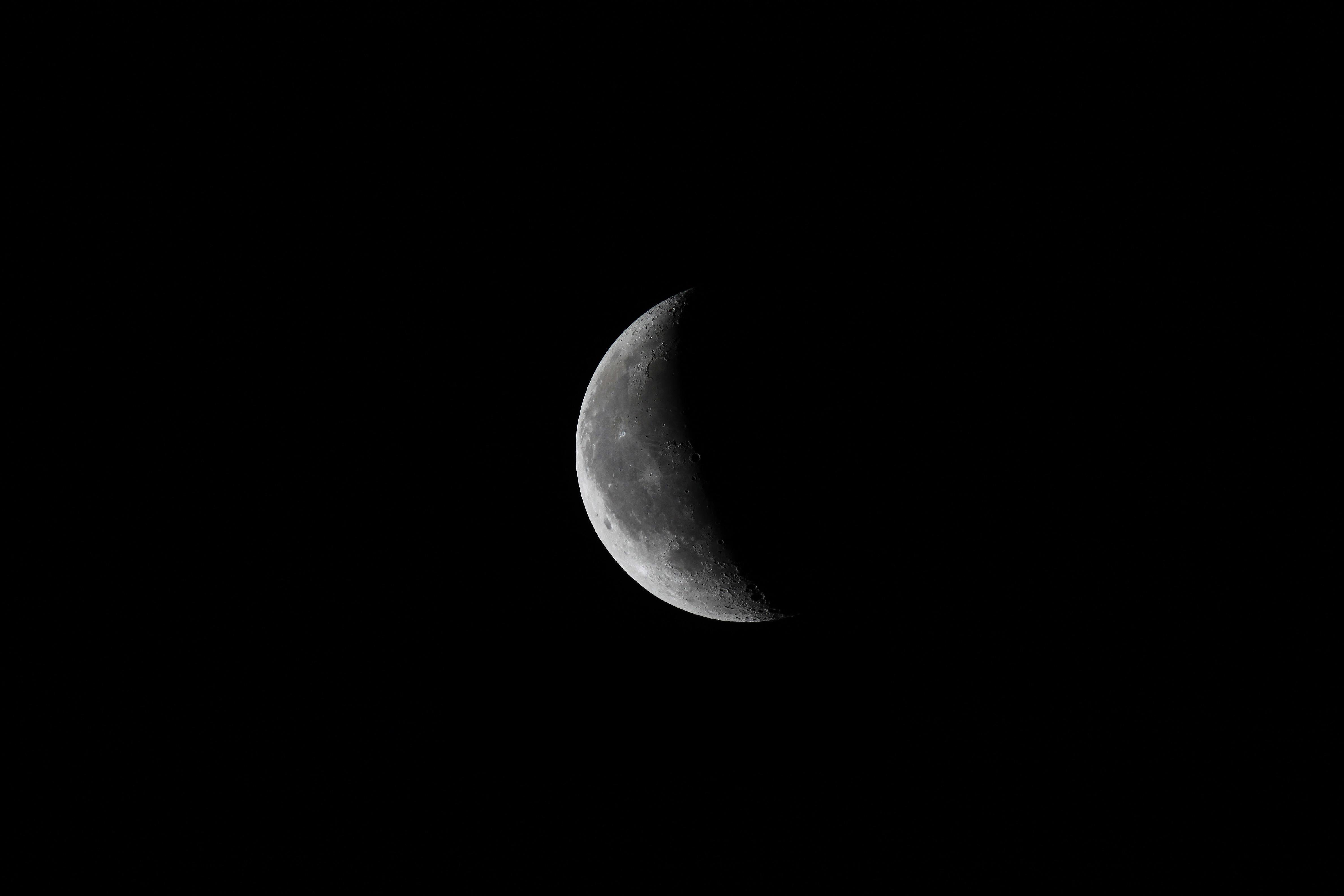 Lune (Cycle lunaire; Phase lunaire)