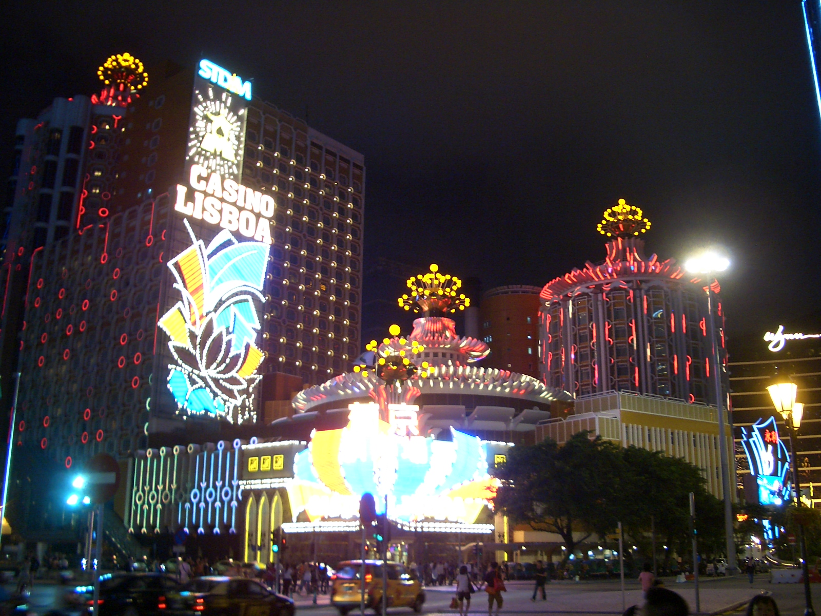 casino in macau wiki