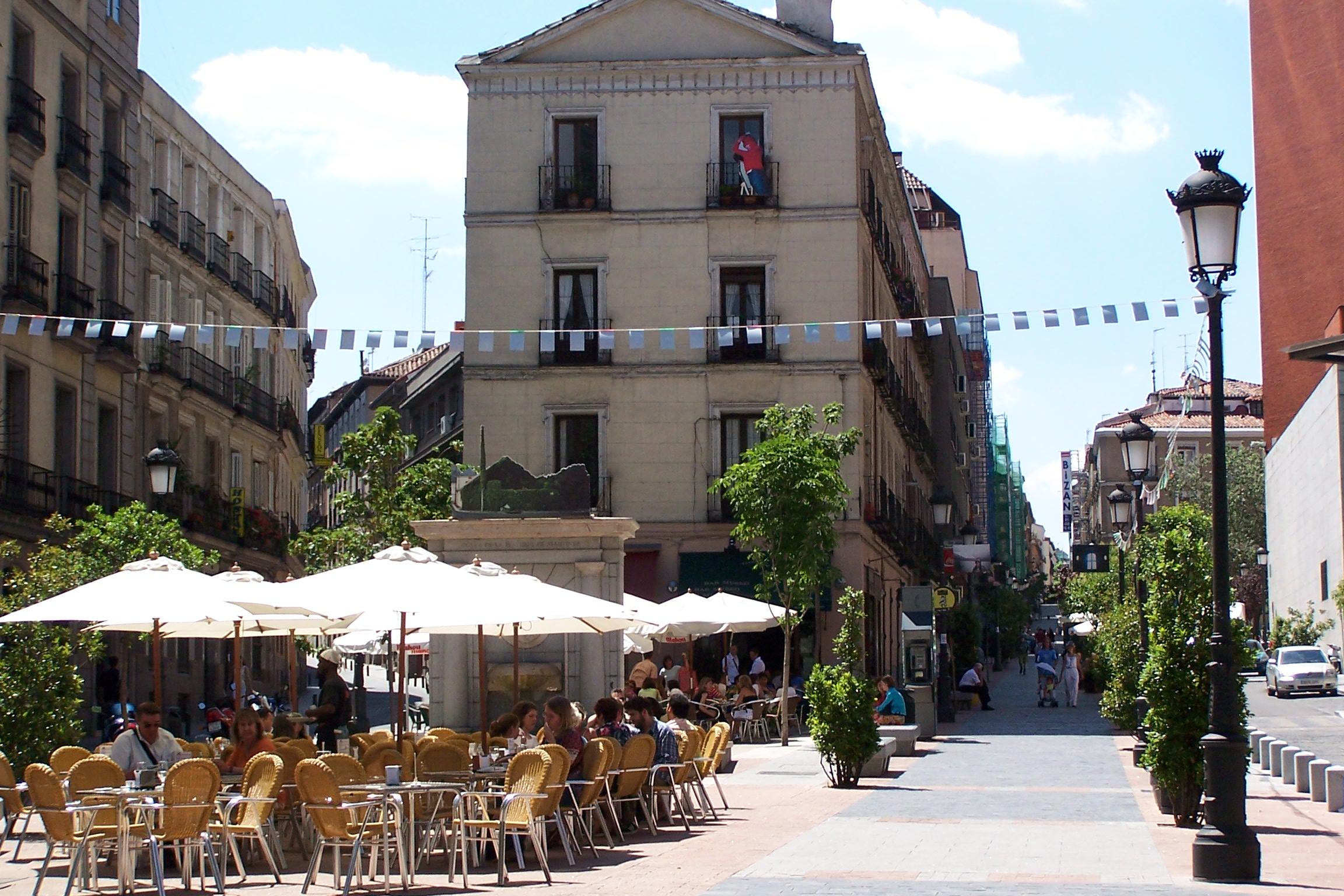 Barrio de las Letras - Wikipedia, la enciclopedia libre