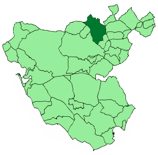 Map of Villamartín (Cádiz).png