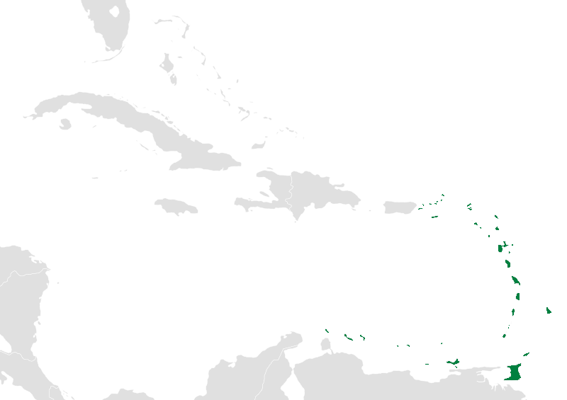 Lesser Antilles  Wikipedia