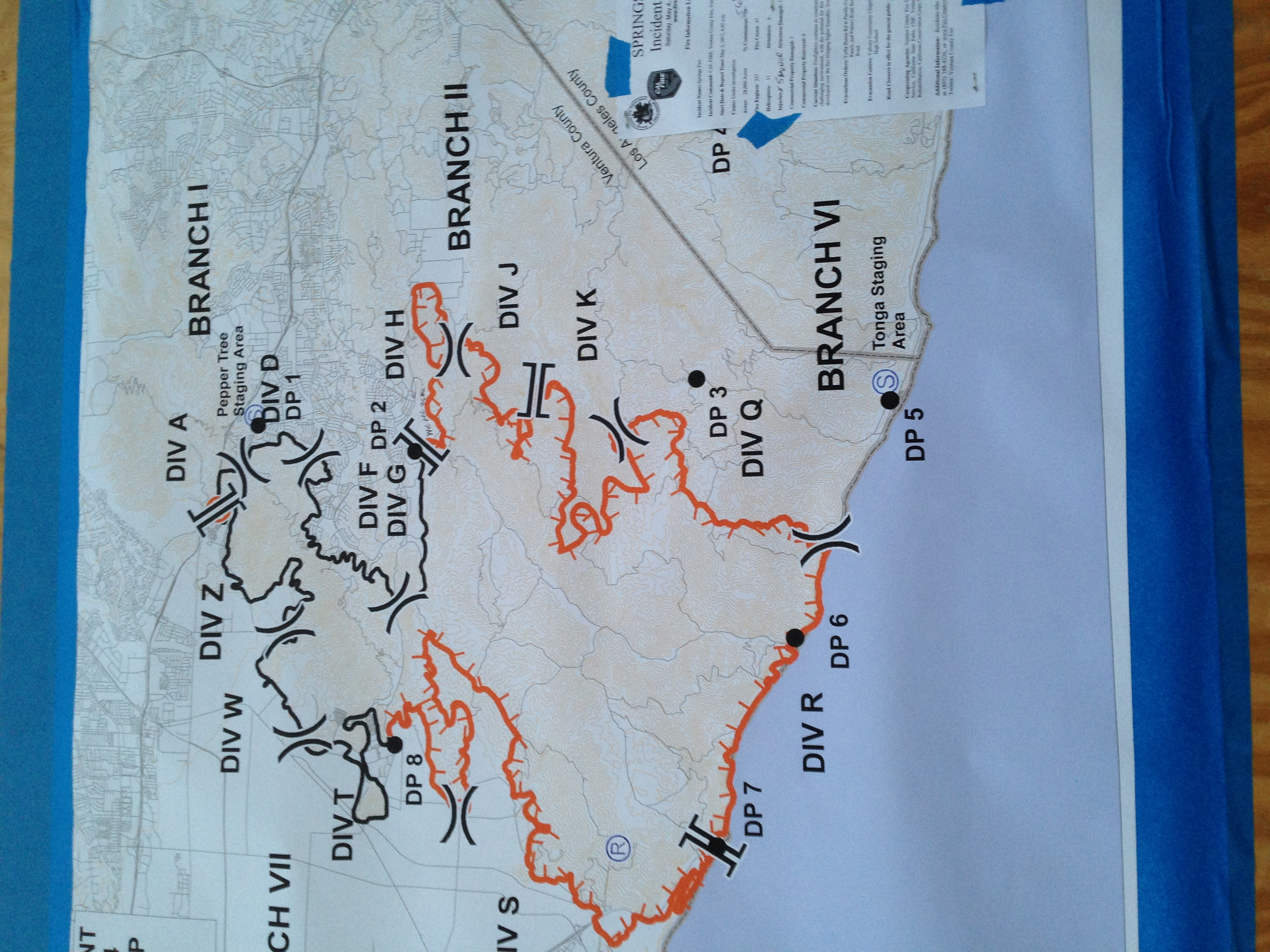Donnells Fire Map.Springs Fire Wikipedia