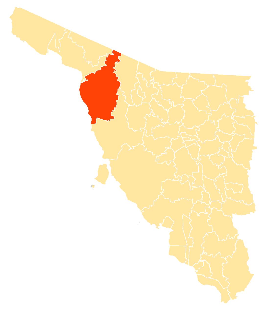 Caborca (municipio)   Wikipedia, la enciclopedia libre
