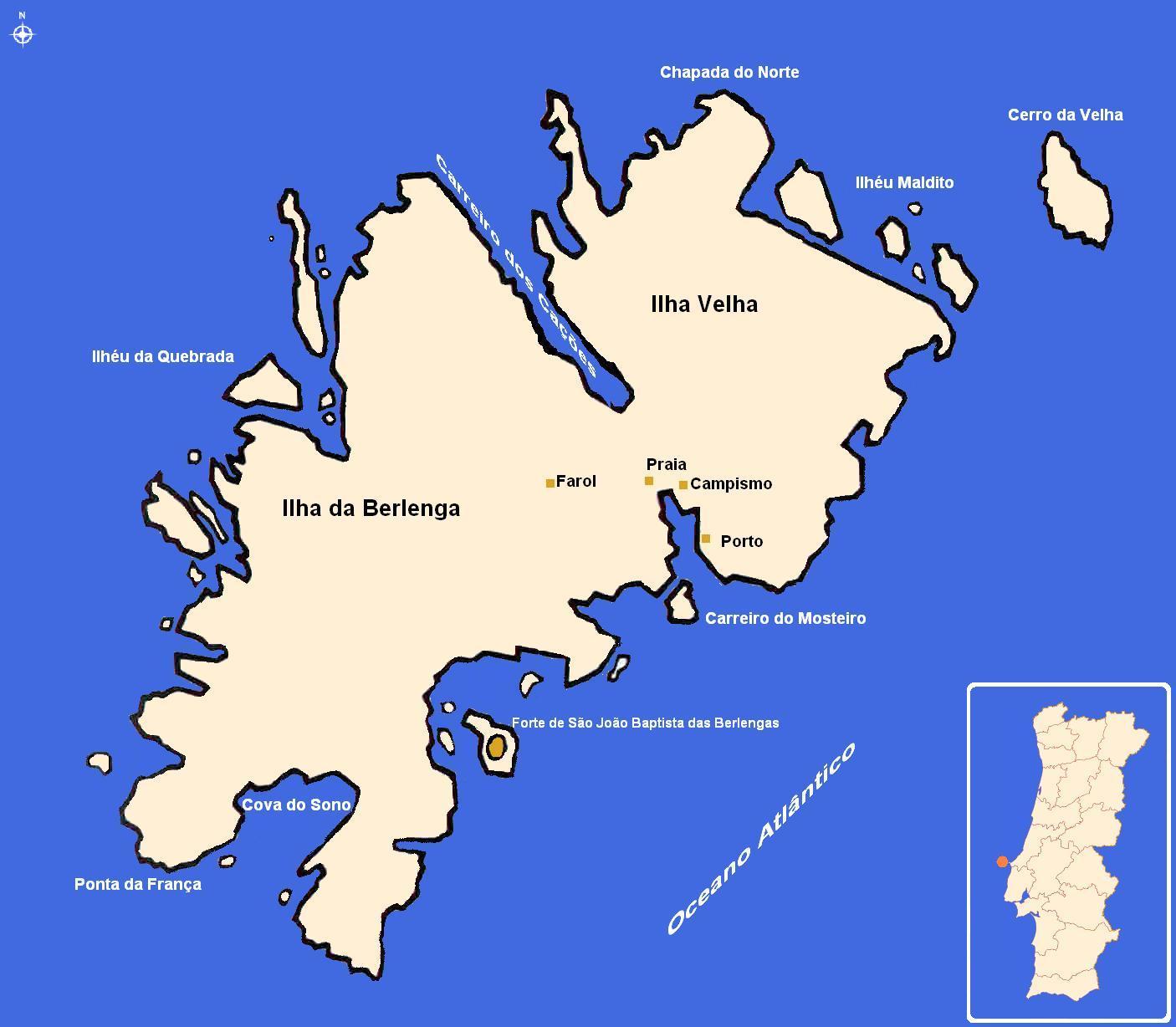 berlengas mapa Ficheiro:Mapa das Berlengas. – Wikipédia, a enciclopédia livre berlengas mapa