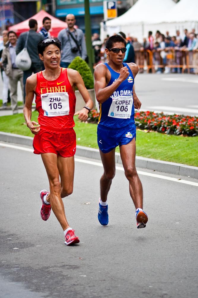 Luis Fernando Lopez (race walker)