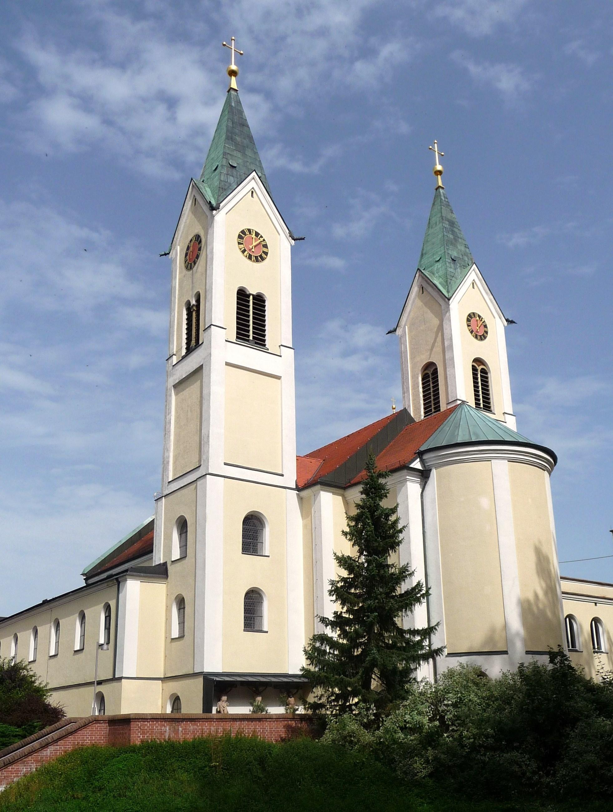 Wallfahrtskirche Maria Hilf (Vilsbiburg)