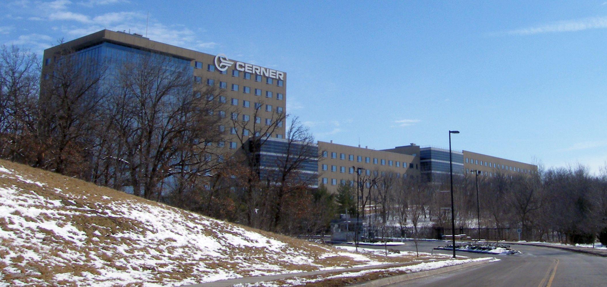 Cerner Kansas City Data Center