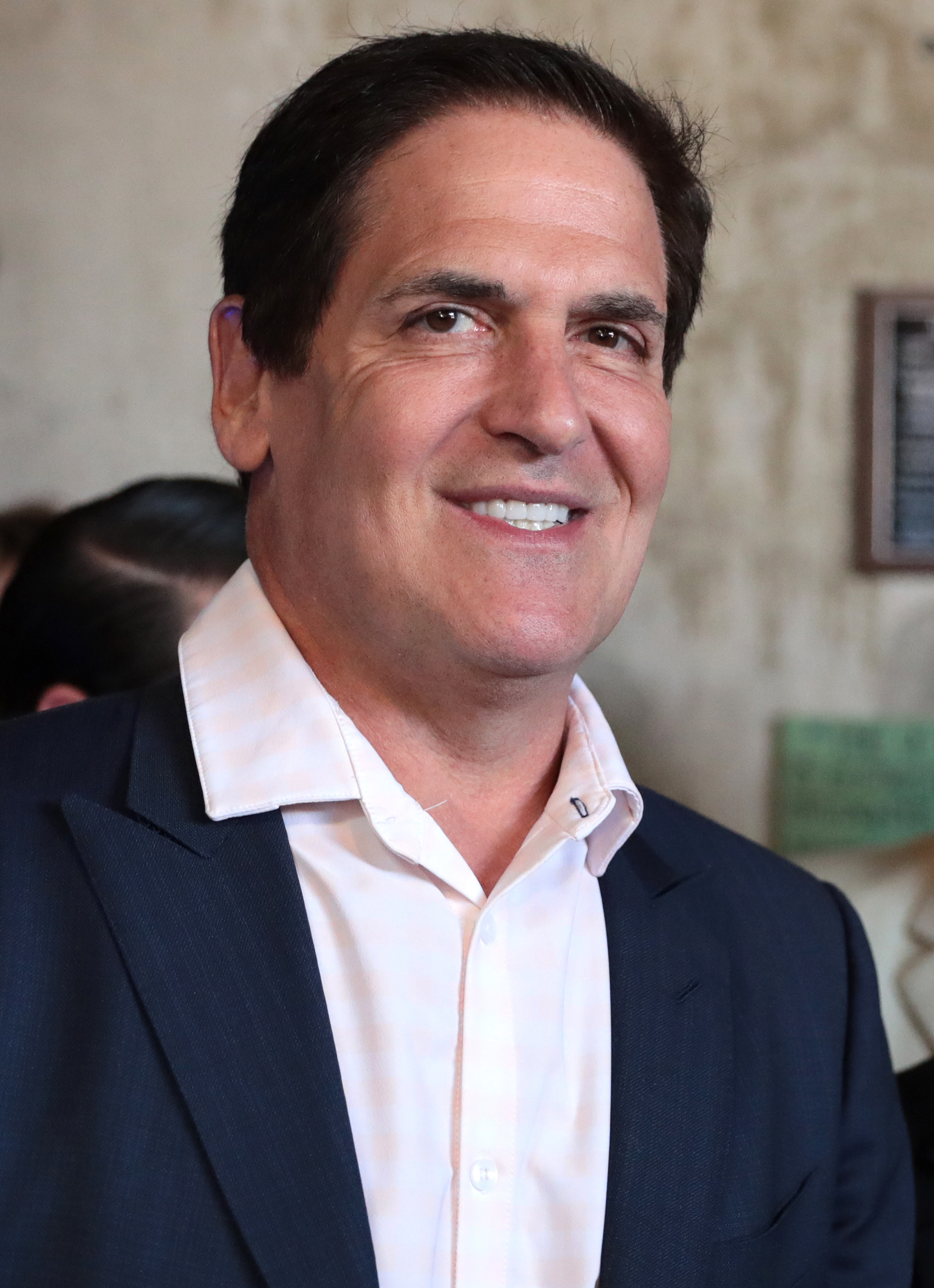 The 63-year old son of father Norton Cuban and mother Shirley Cuban Mark Cuban in 2021 photo. Mark Cuban earned a  million dollar salary - leaving the net worth at 2700 million in 2021