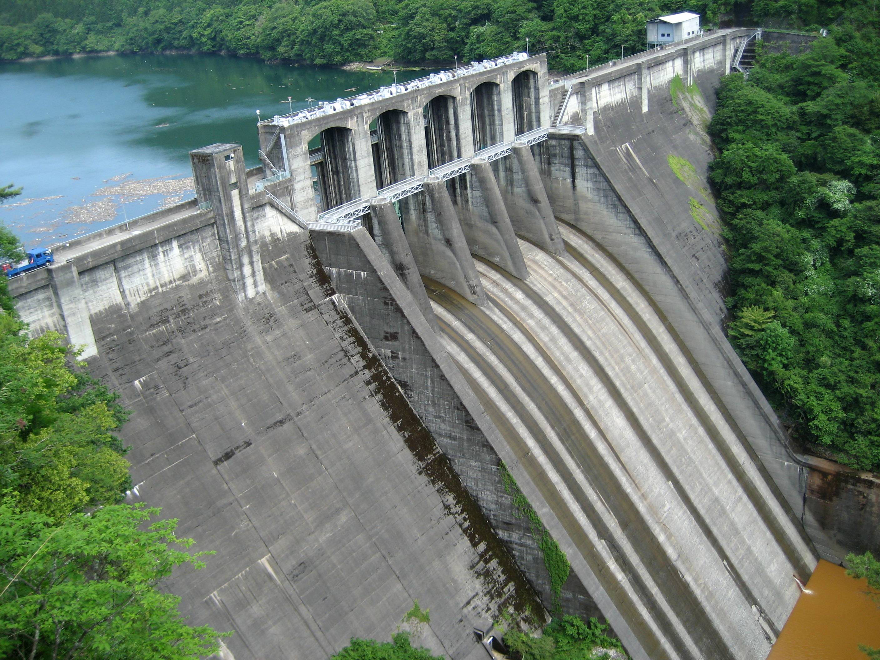 how to find the cost of existing dam projects