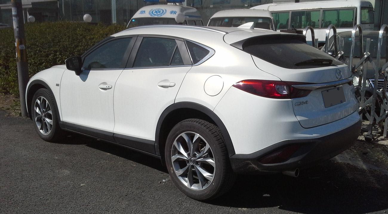 Kelebihan Kekurangan Mazda Cx 4 Perbandingan Harga