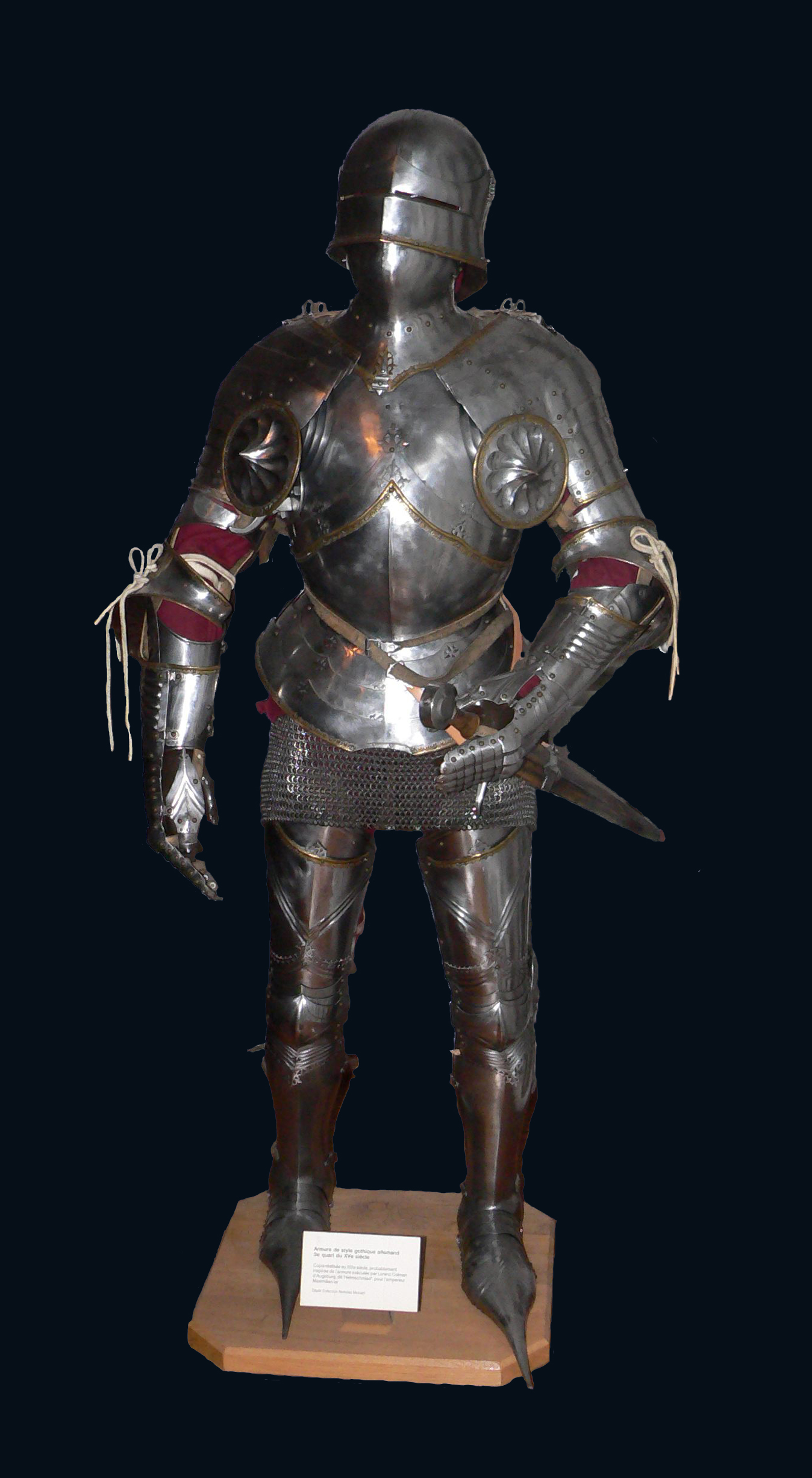 1000+ images about armure + armes on Pinterest