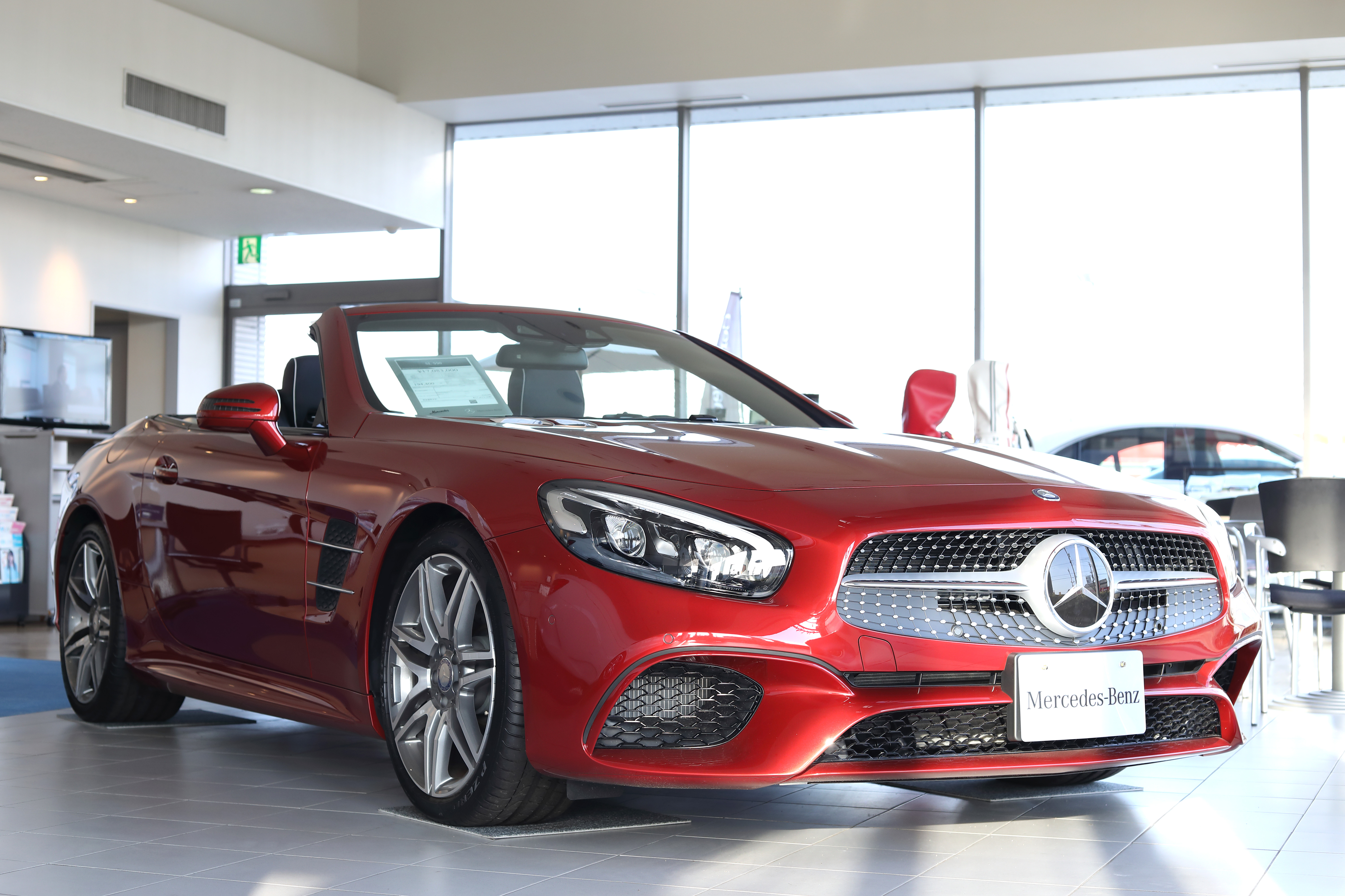 File Mercedes Benz Sl550 2016 By An Specification Roof Open Jpg