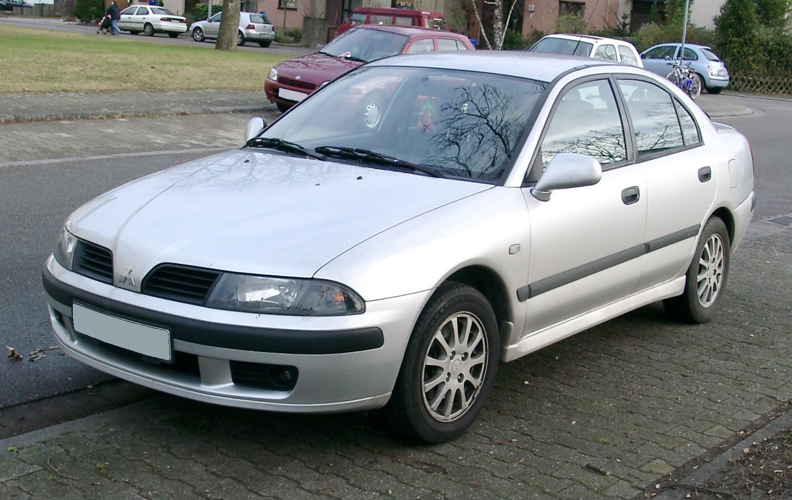 Mitsubishi Carisma Front