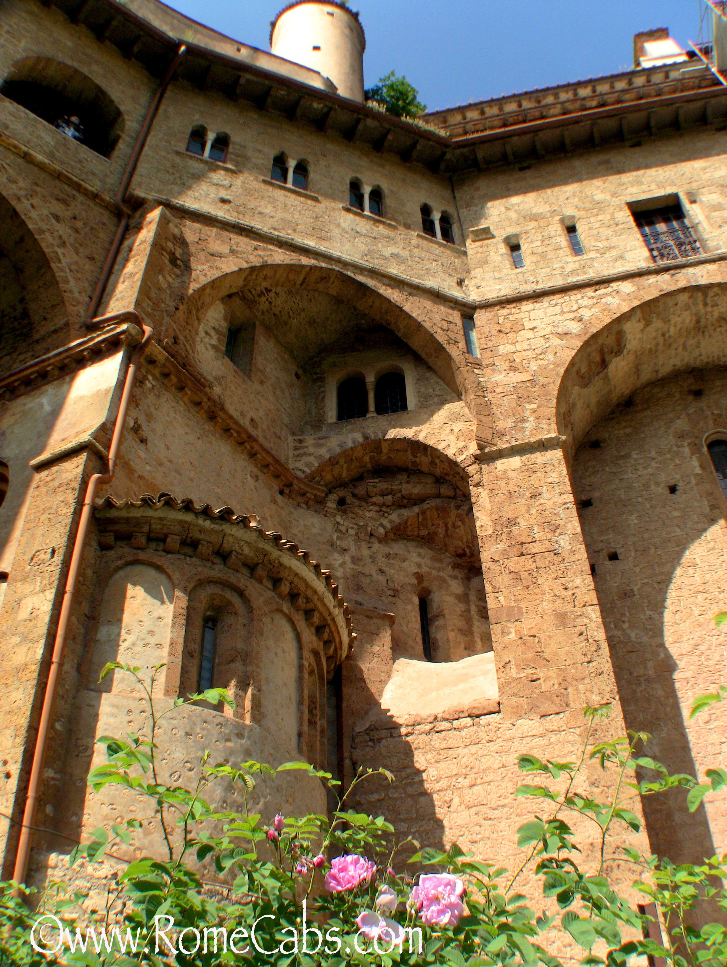 File Monastery Of St Benedict In Subiaco Italy Jpg Wikimedia