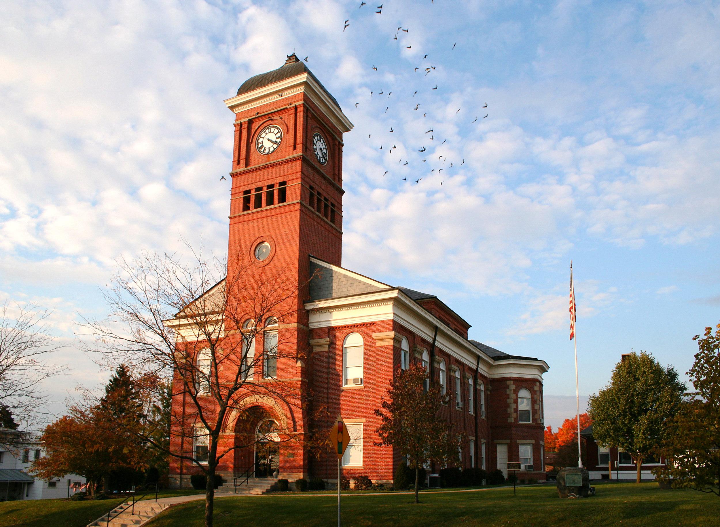 Ohio morrow county mount gilead - File Mount Gilead Ohio Courthouse Jpg